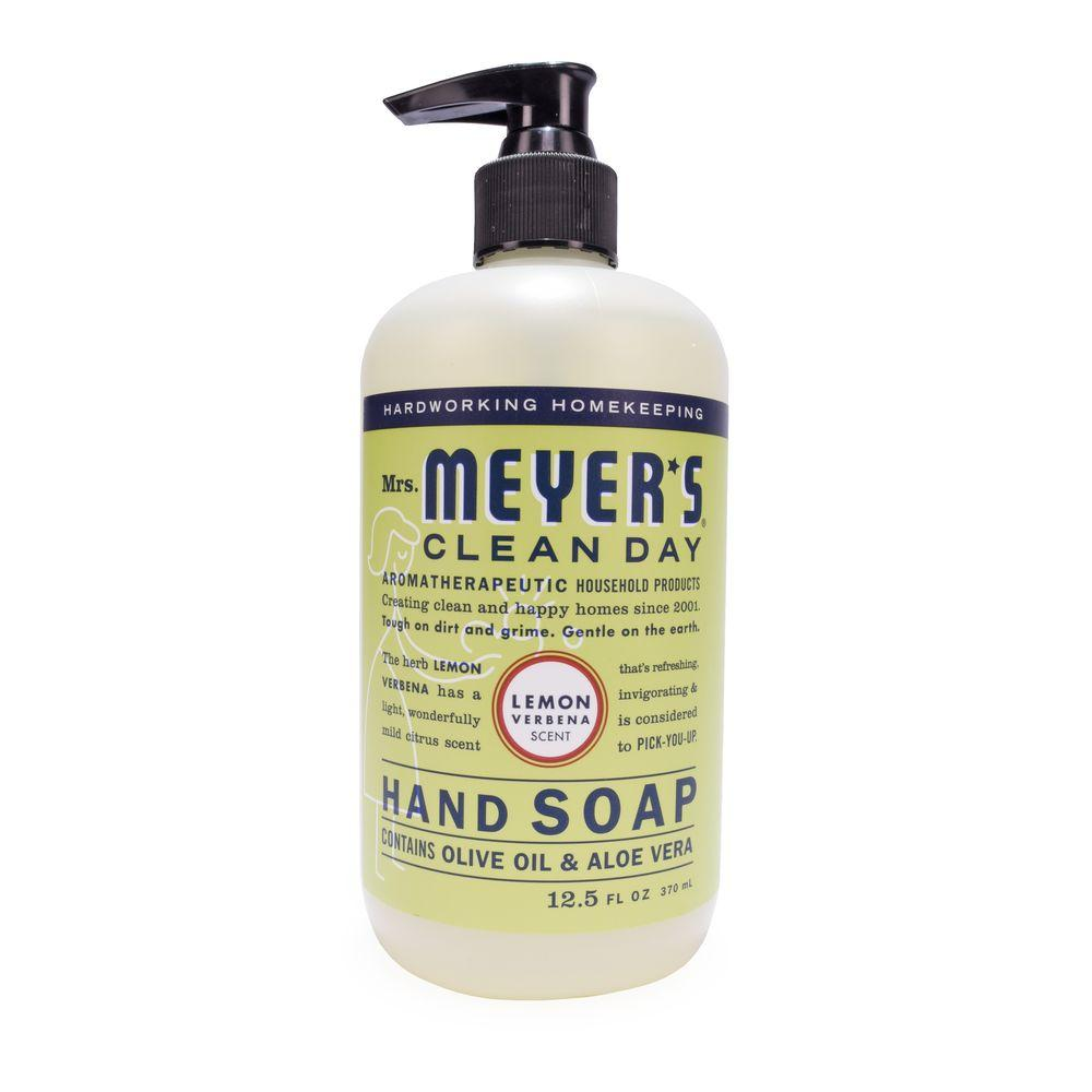 MrsMeyersCleanDay Mrs. Meyer's Clean Day 12.5 oz. Liquid Hand Soap, Clear