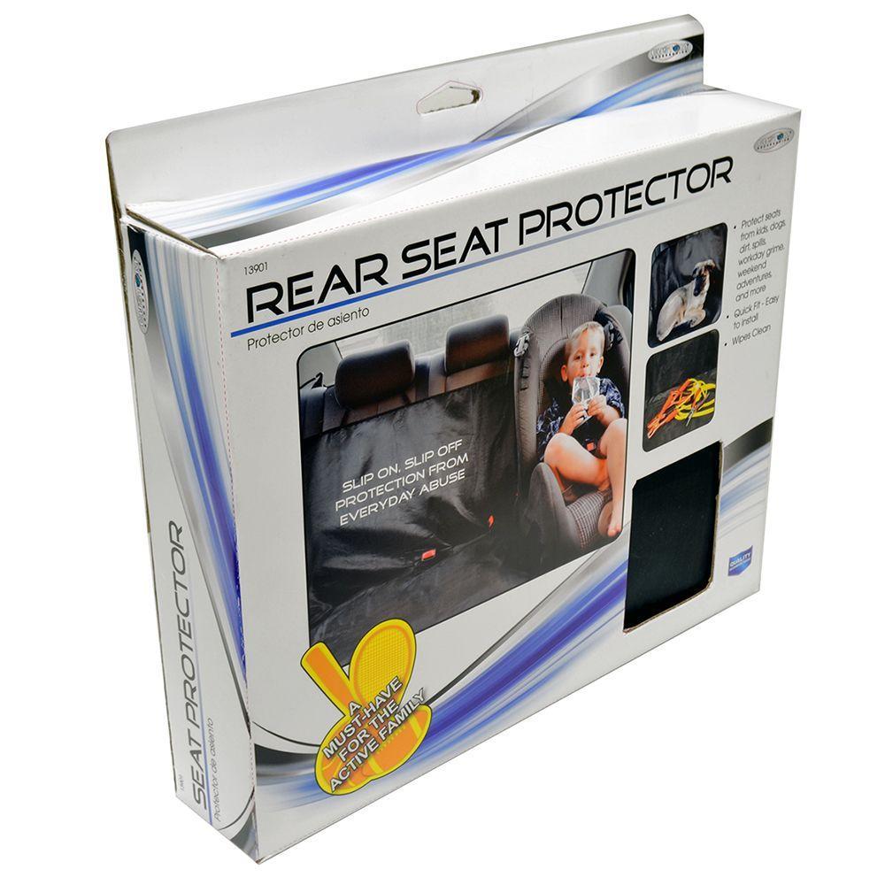 Custom Accessories Polyurethane Foam Rear Bench Seat Cover