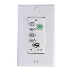 Hampton bay ceiling fan wall control 9050h the home depot aloadofball Gallery