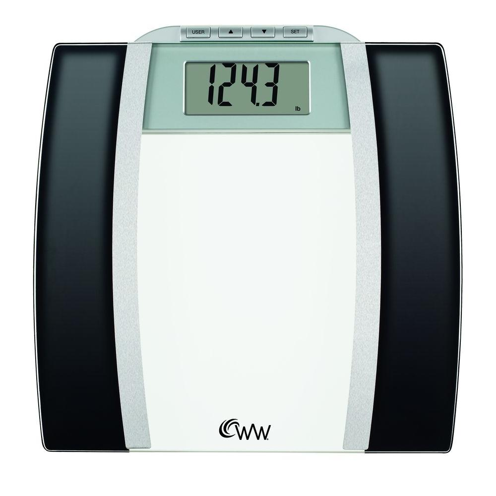 Weight watchers 122 in x 124 in glass body analysis scale ww78 weight watchers 122 in x 124 in glass body analysis scale nvjuhfo Images