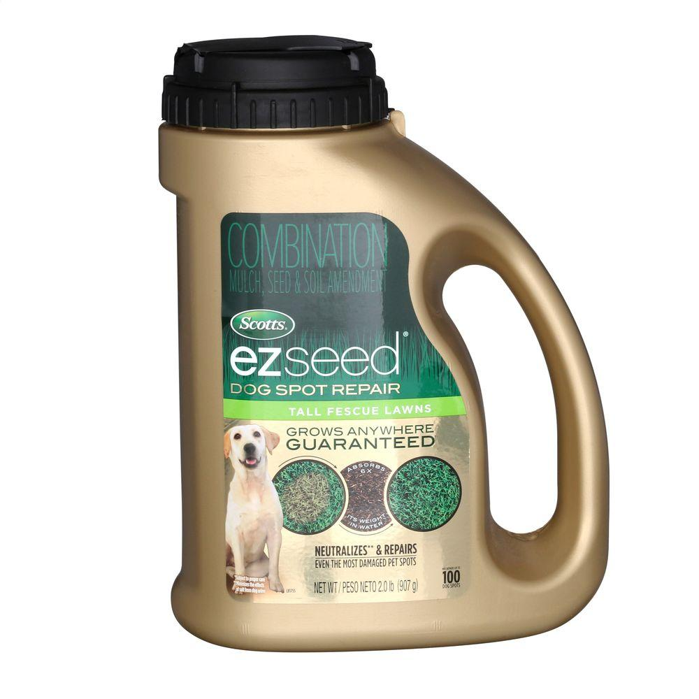 Scotts 2 lb. EZ Seed Dog Spot Repair Tall Fescue Lawns