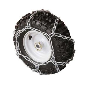 Arnold 16 inch x 4.8 inch Tire Chains for Snow Throwers by Arnold