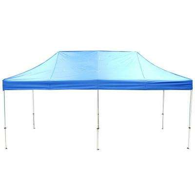 Festival 10 ft. W x 20 ft. D Instant Canopy in Blue