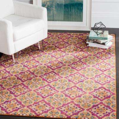 Trellis - 8.0 - Multi-Colored - Area Rugs - Rugs - The Home Depot