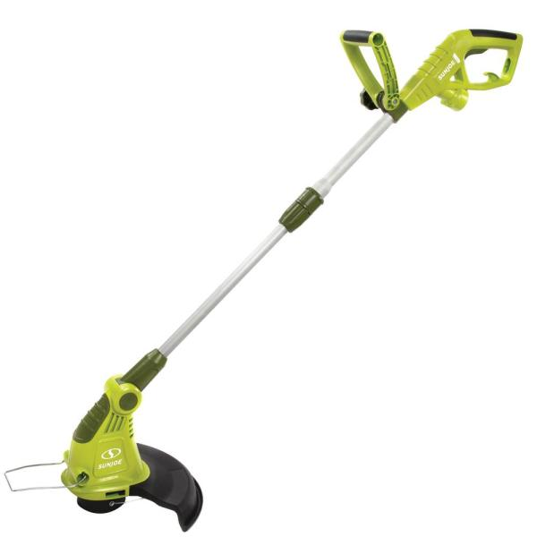 13 in. 4 Amp Electric Corded String Trimmer/Edger