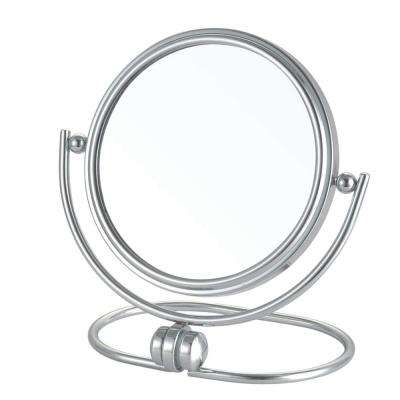 Empire 1X/ 5X Magnification 5-1/2 in. Makeup Mirror