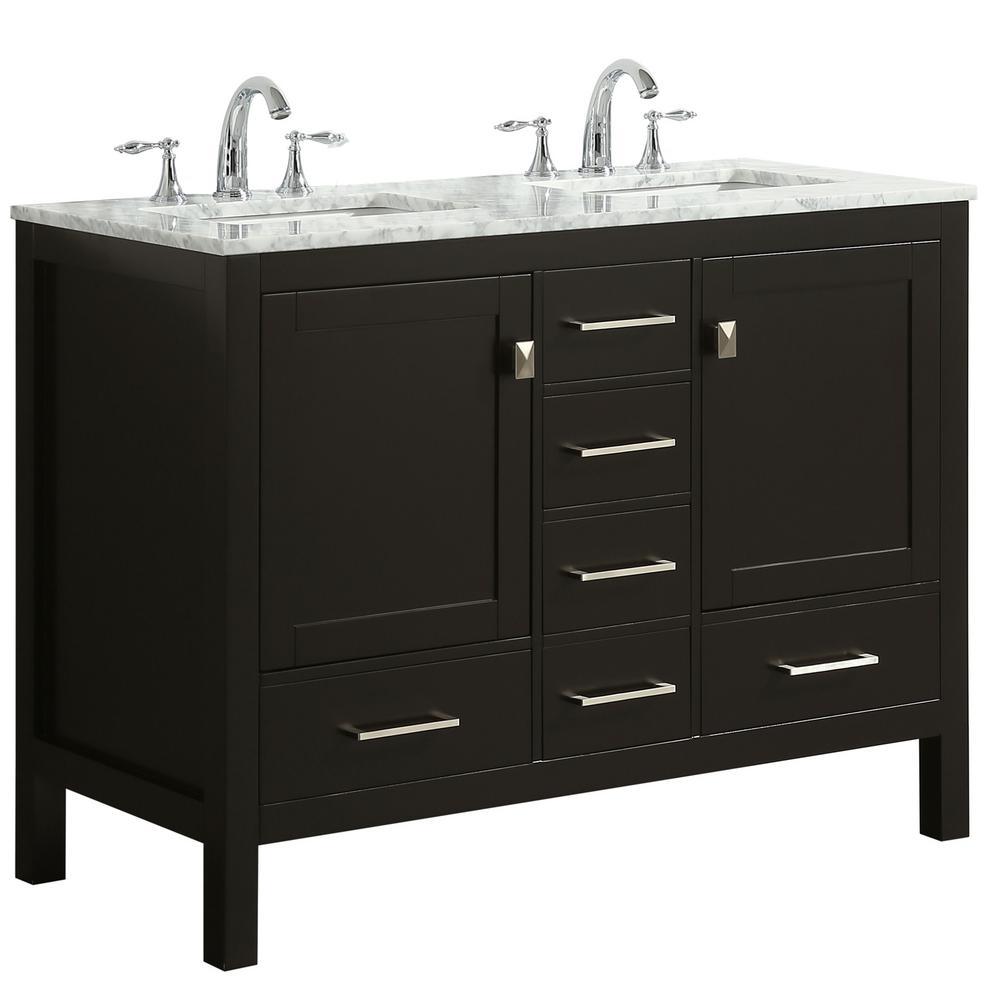 Transitional Bathroom Vanity