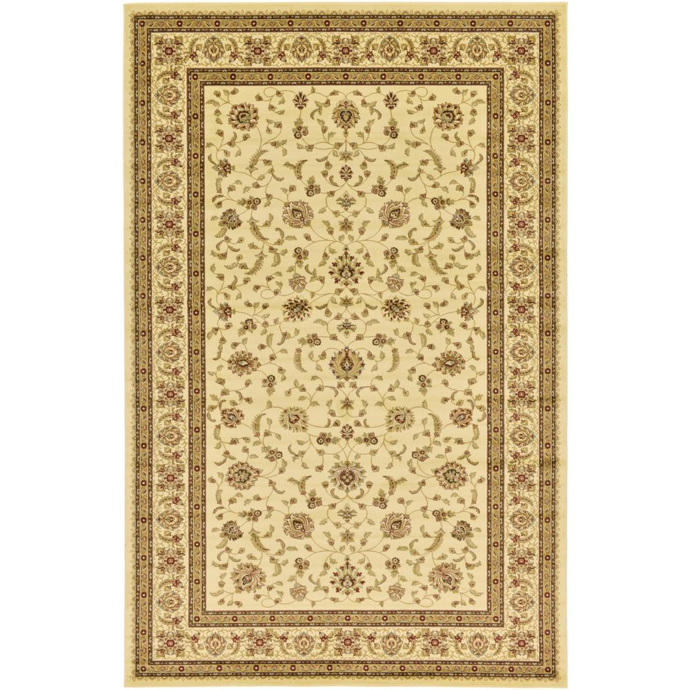 Voyage St. Louis Ivory 10' 6 x 16' 5 Area Rug