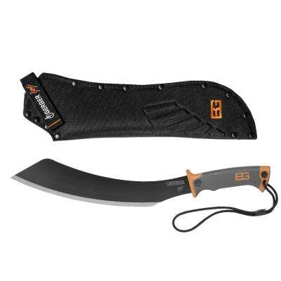 13.5 in. Blunt Tip Straight Edge Fixed Blade Knife