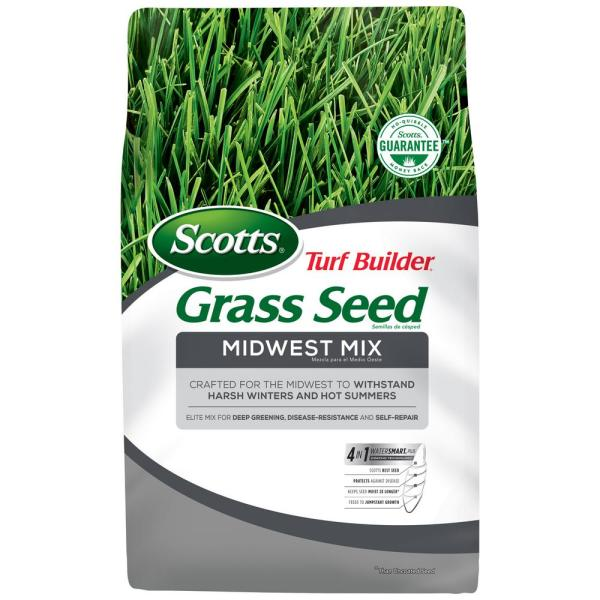 20 lbs. Turf Builder Midwest Mix Grass Seed