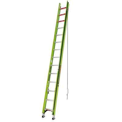 HyperLite 28 ft. Type IA Fiberglass Extension Ladder
