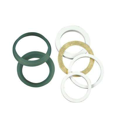 1-1/4 in. - 1-1/2 in. Assorted Slip Joint and Rubber Washer