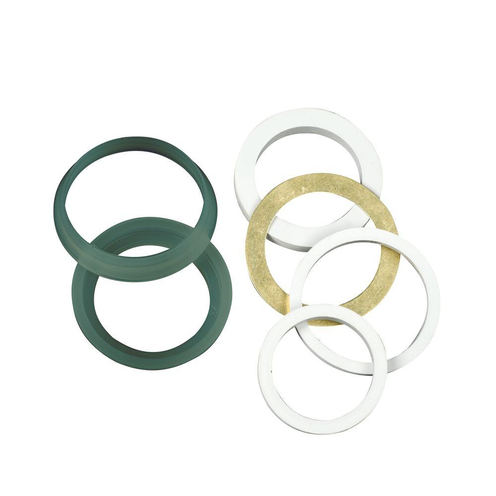 Everbilt Assorted Slip Joint and Rubber Washers-C2699C - The Home Depot