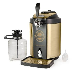 Nostalgia Homecraft On Tap Beer Growler Cooling System by Nostalgia