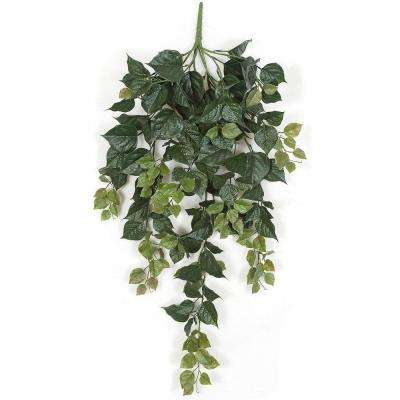 36 In. Artificial Outdoor Bougainvillea Bush Cream