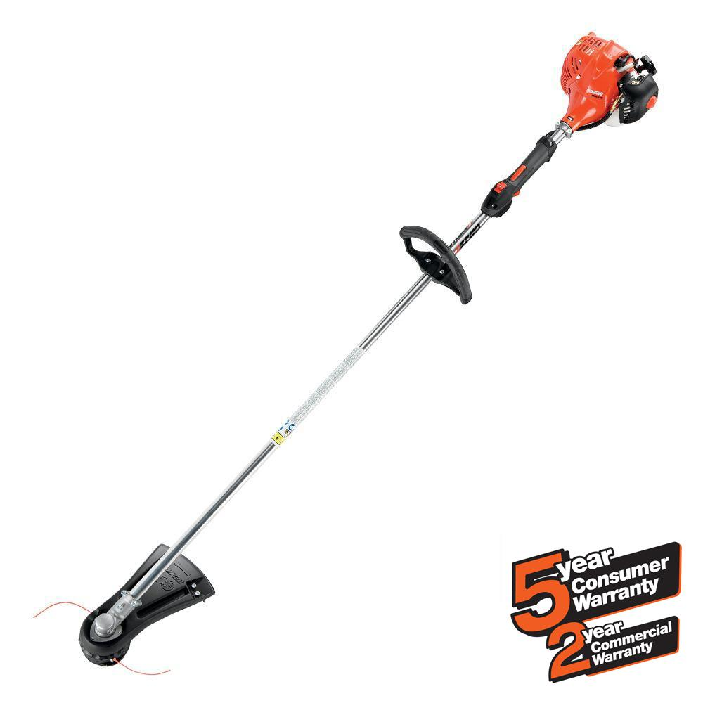 2 Cycle 21.2cc Straight Shaft Gas Trimmer