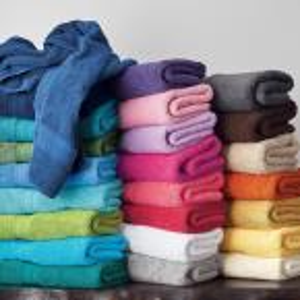 The Company Store Company Cotton Turkish Cotton Single Bath Towel in Sapphire