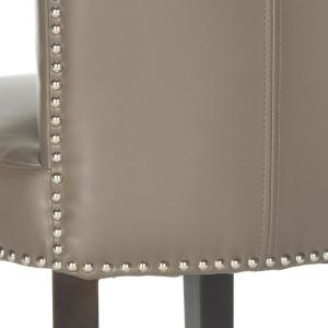 Swell Safavieh Seth 25 9 In Clay Cushioned Bar Stool Mcr4509F Bralicious Painted Fabric Chair Ideas Braliciousco