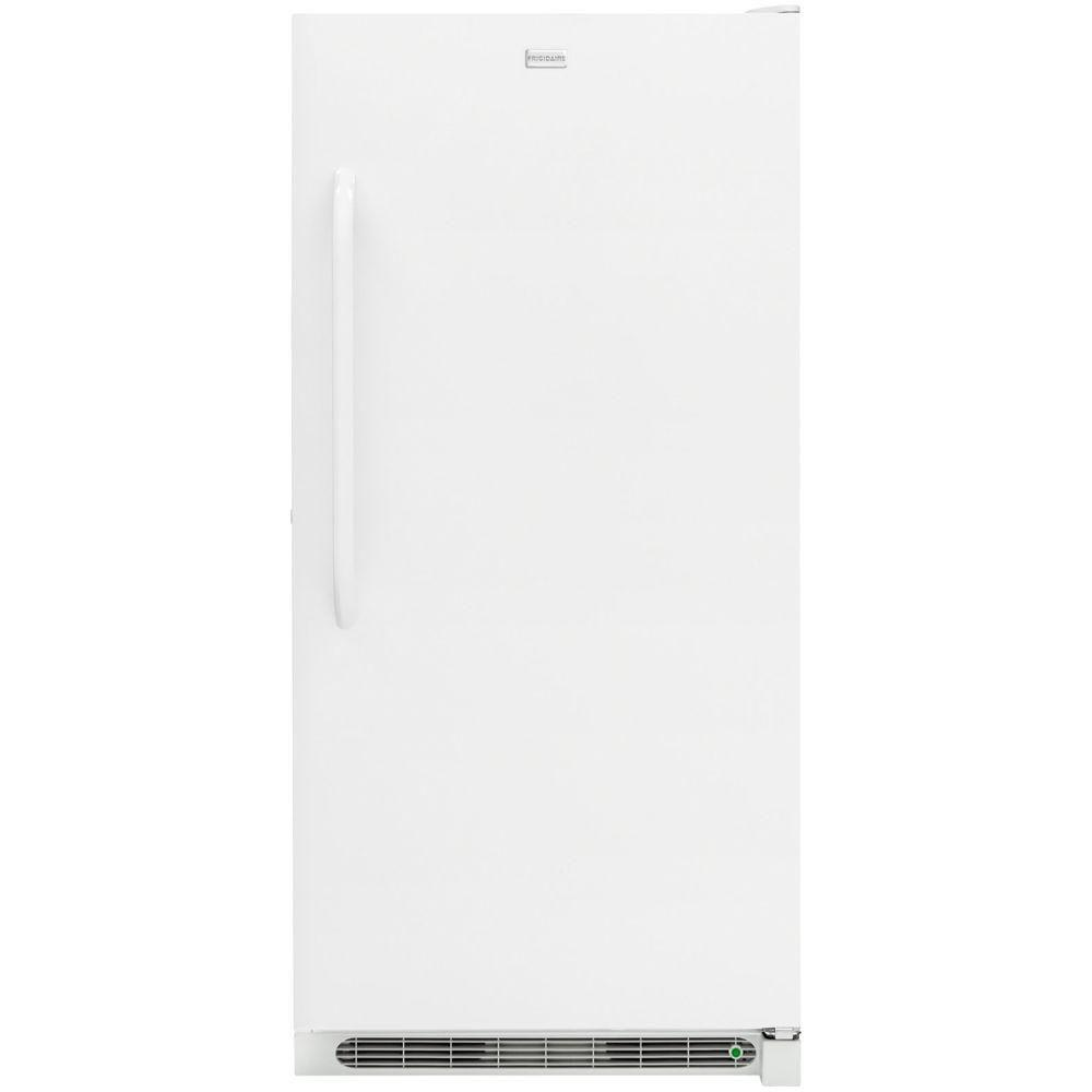 Frigidaire 13.8 cu. ft. Frost Free Upright Freezer in White