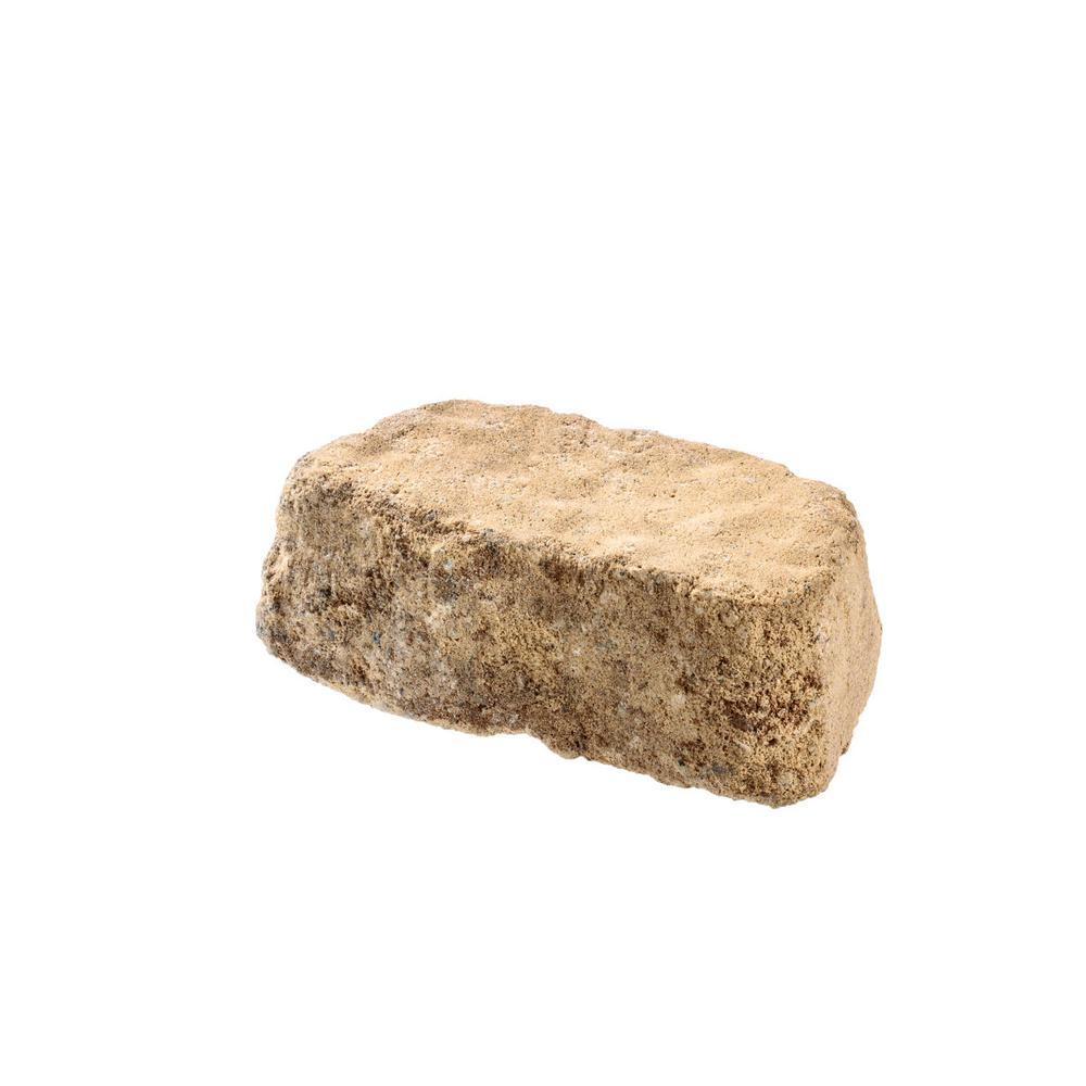 Mini Beltis 3 in. H x 8 in. W x 4 in. D Avondale Concrete Retaining Wall Block Pallet (378-Piece/Pallet)