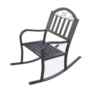 Rochester Metal Outdoor Rocking Chair by