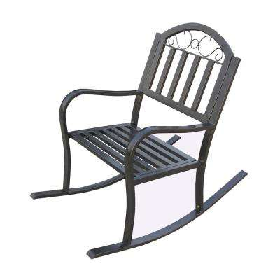 Rochester Metal Outdoor Rocking Chair