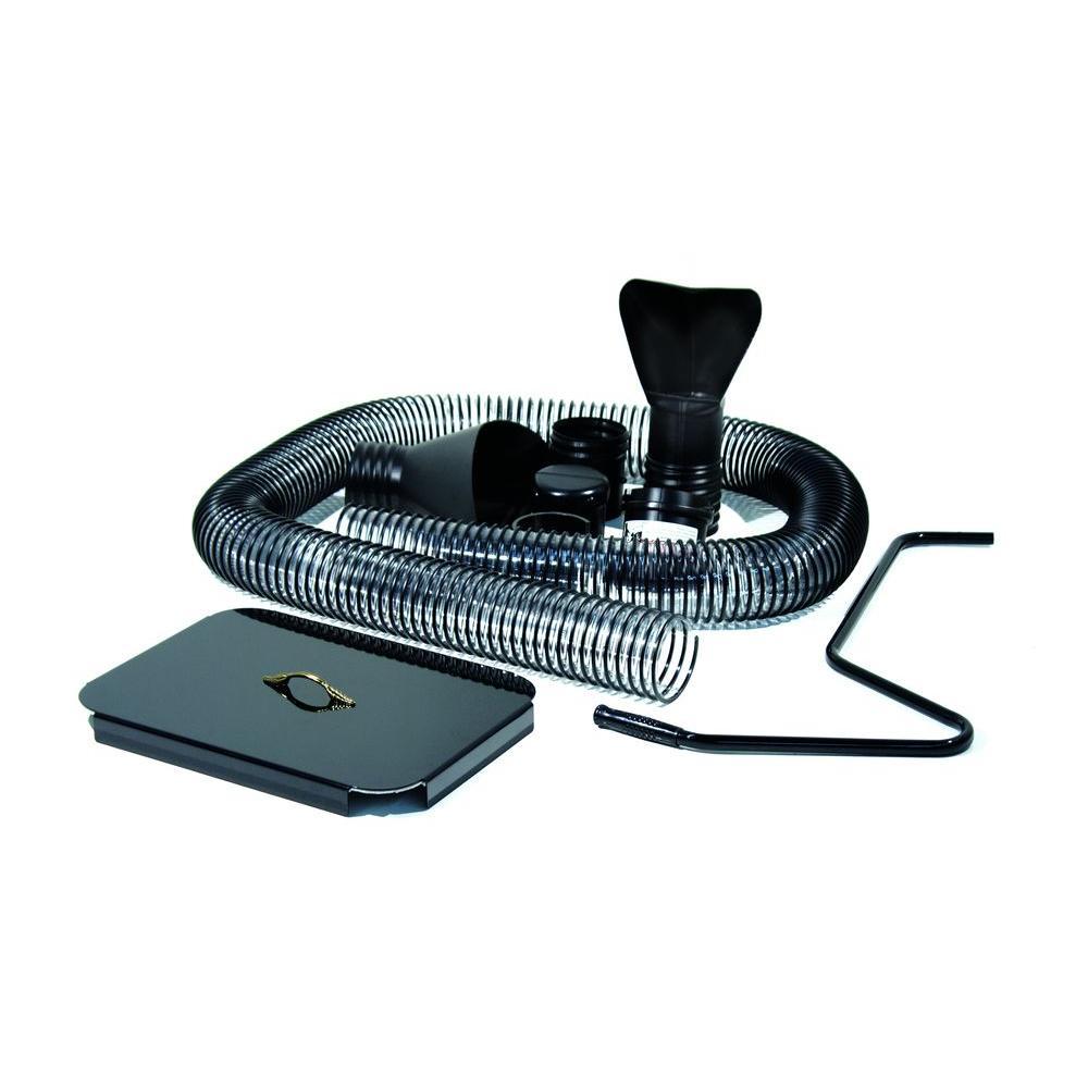 Vacuum Kit for Chipper Shredder