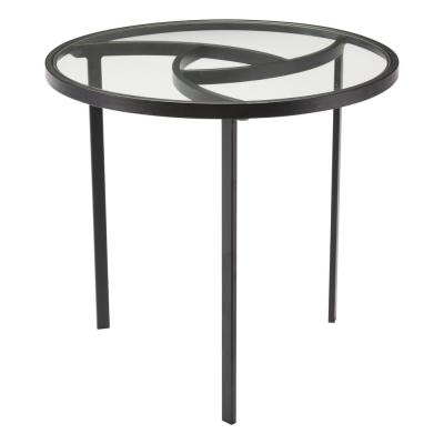 Zuo A11541 End Table Black