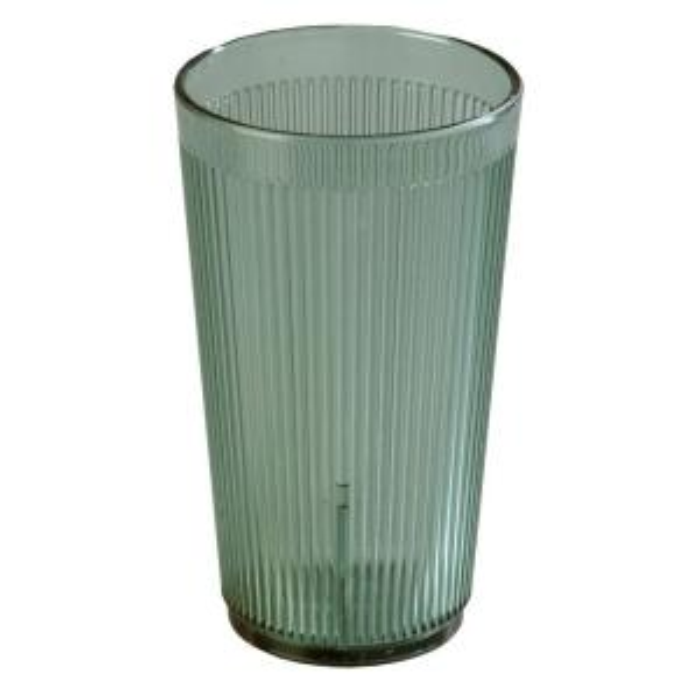 Carlisle 12 oz. SAN Plastic Tumbler in Jade (Case of 48) by Carlisle