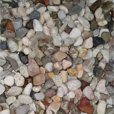 0.90 cu. ft. 75 lbs. 1/2 in. Montana River Decorative Landscaping Pebble (40-Bag Contractor Pallet)