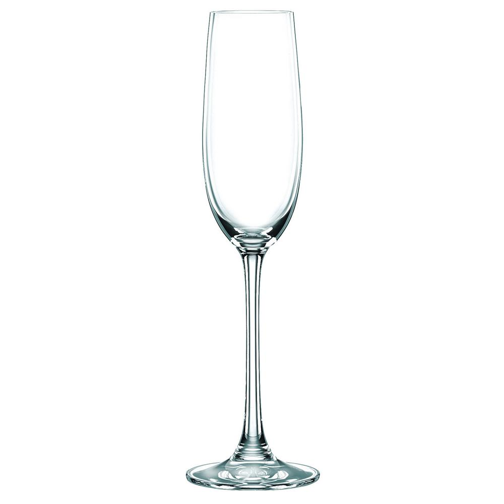 Vivendi 9.6 oz. Champagne Glasses (Set of 4)