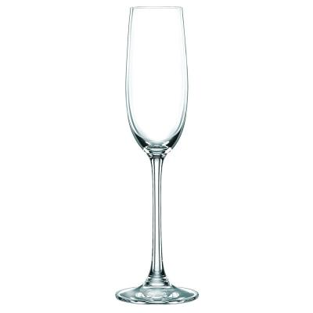 Vivendi 9.6 oz. Champagne Glasses (Set of 4)