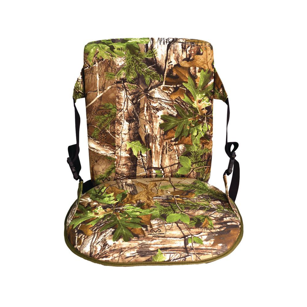 Foam Seat Flat Back Realtree Xtra