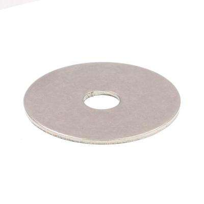 25 pcs Stainless Steel Fender Washers 1//4 x 1