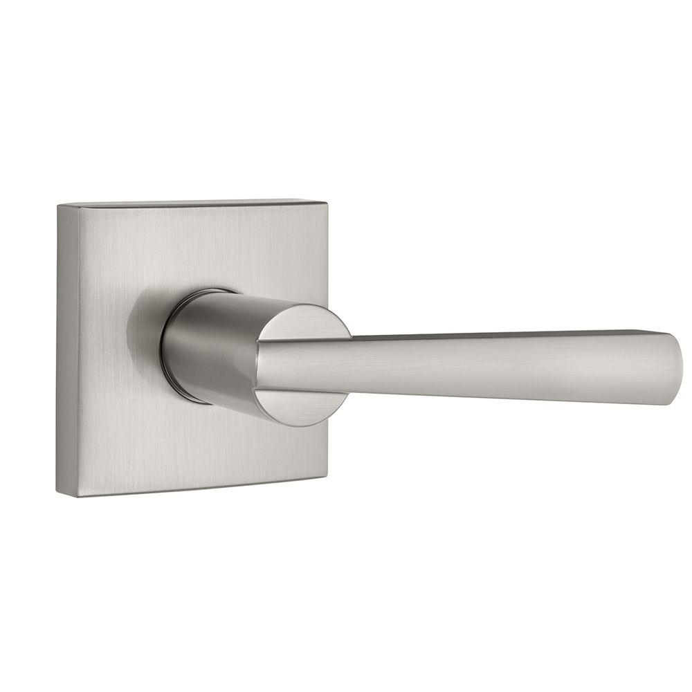 Prestige Spyglass Satin Nickel Hall/Closet Lever