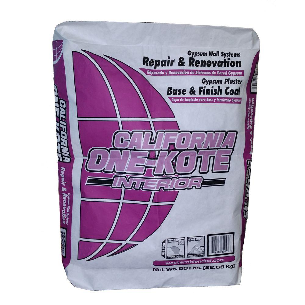50 lb. Gypsum California One Kote