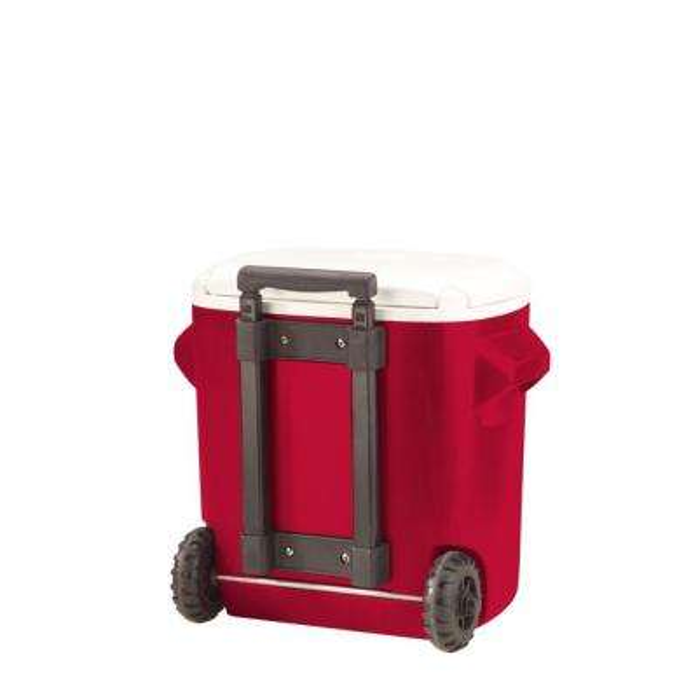 16 Qt. 2-Wheeled Cooler