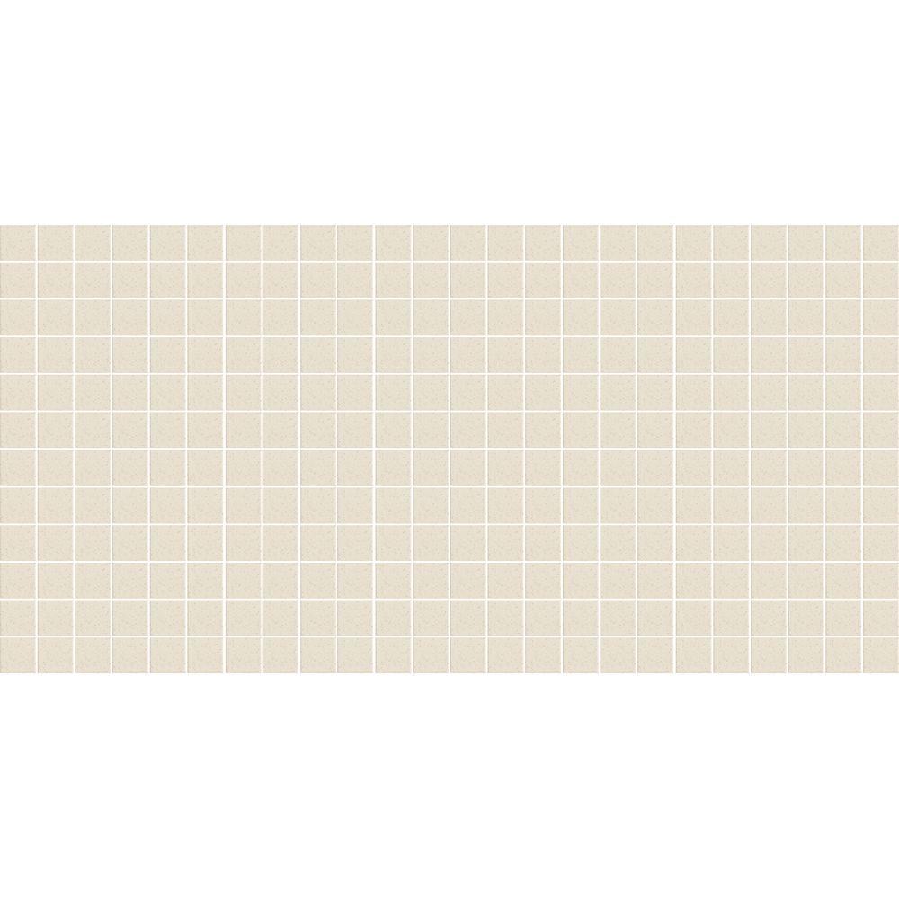 Keystones Unglazed Golden Granite 12 in. x 24 in. x 6 mm Porcelain Mosaic Floor and Wall Tile (24 sq. ft. / case)