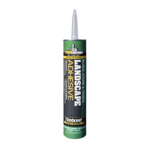 Titebond 10 oz. PROvantage Landscape Adhesive (12-Pack) by Titebond