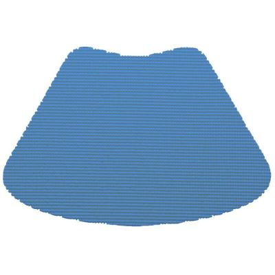 Fishnet Wedge Placemat in Process Blue (Set of 12)