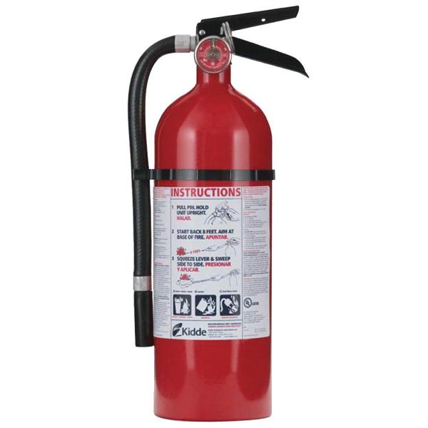 Pro 2A:10-B:C Fire Extinguisher Bundle with additional Mounting Bracket