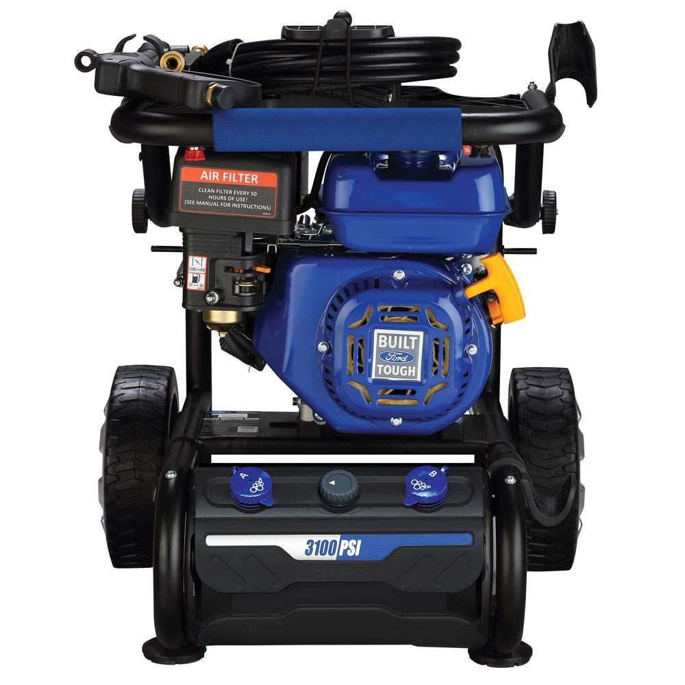 3,100 psi 2.5 GPM Gas Pressure Washer - California Compliant