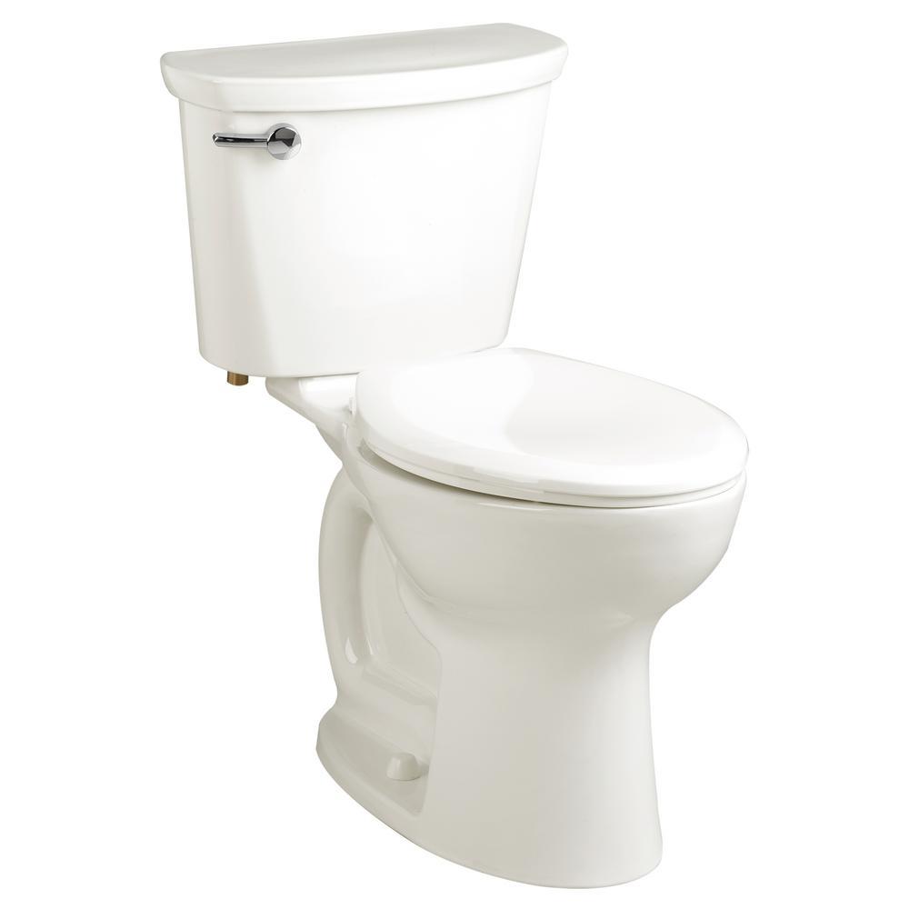 Glacier Bay 2 Piece 1 0 Gpf Single Flush Elongated Toilet