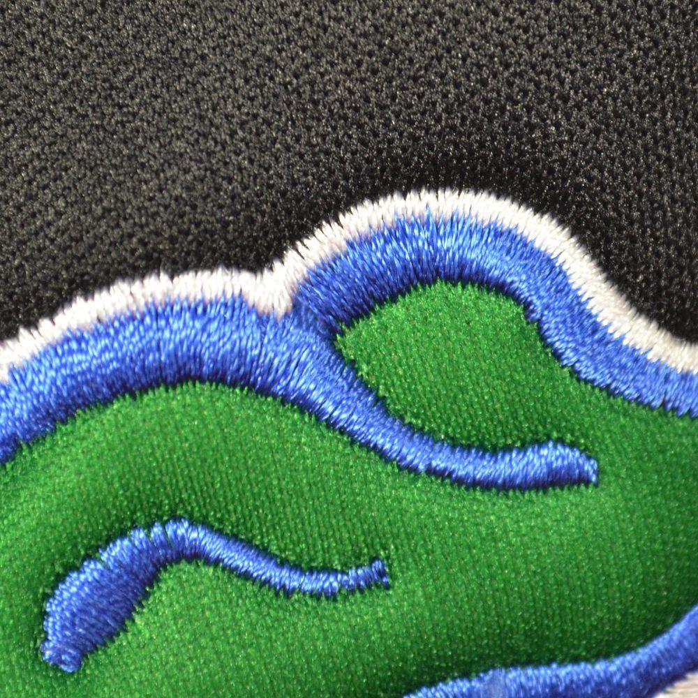 FANMATS 10713 UNC Chapel Hill 2-Piece Embroidered Car Mat
