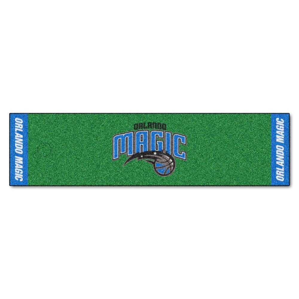 NBA Orlando Magic 1 ft. 6 in. x 6 ft. Indoor