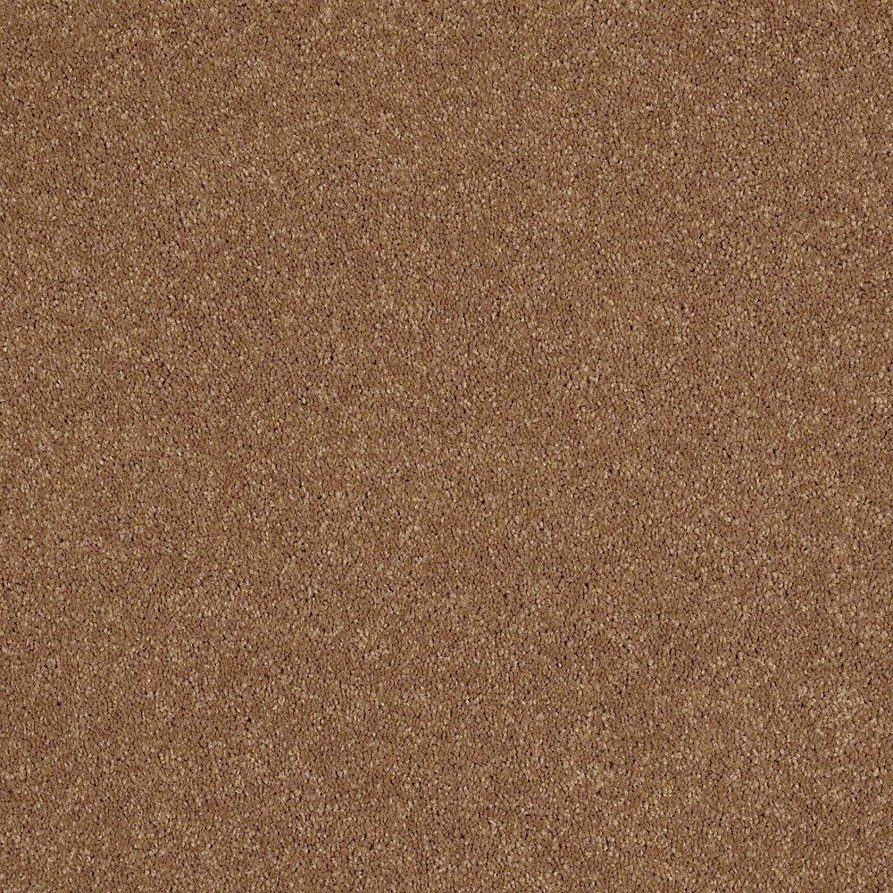 Carpet Sample - Cressbrook III - In Color Citrine 8 in. x 8 in.