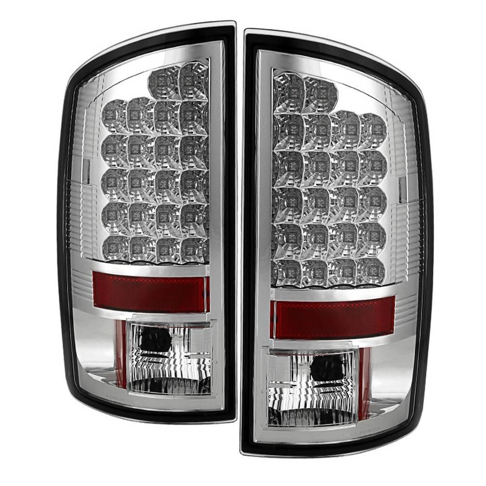 For 07-08 Dodge Ram 1500 2500 3500 LEFT RIGHT Tail Brake Light FACTORY STYLE