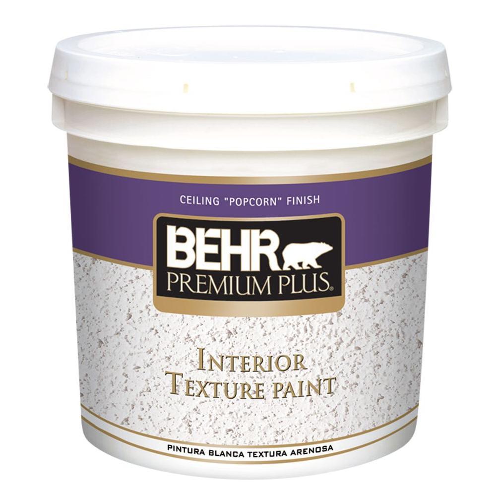Behr Texture Paint Home Depot