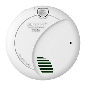 hardwired smoke alarm with battery backup first alert hardwired - First Alert Carbon Monoxide Detector