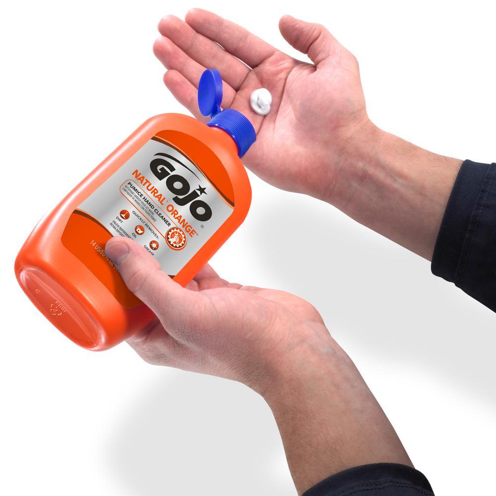 14 oz. Pumice Hand Soap